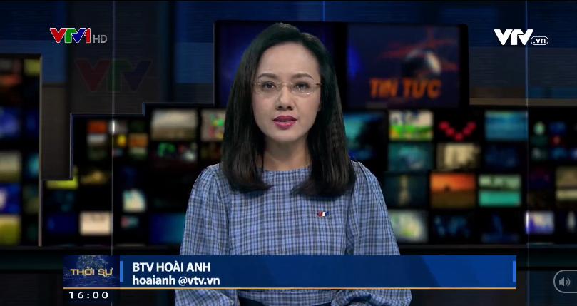 Công ty cổ phần Nhựa Hưng Yên - HPC trên thời sự VTV1