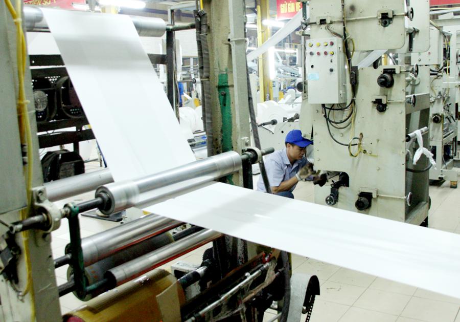Công nghệ sản xuất túi sinh học tự hủy thông minh