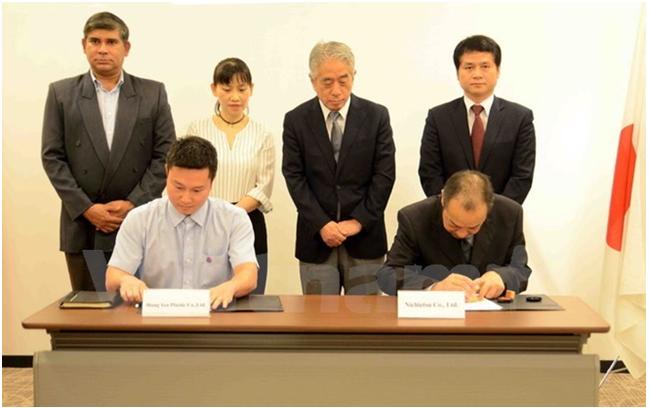 Việt Nam, Nhật Bản thúc đẩy thương mại, hợp tác kinh tế